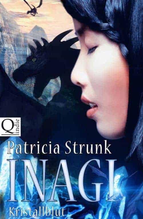 Buchcover zu Kristallblut (Inagi 2) von Patricia Strunk - Genre: jugendbuecher, fantasy