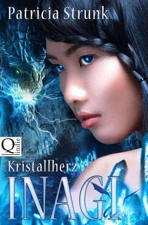 Buchcover zu Kristallherz (Inagi 3) von Patricia Strunk - Genre: jugendbuecher, fantasy