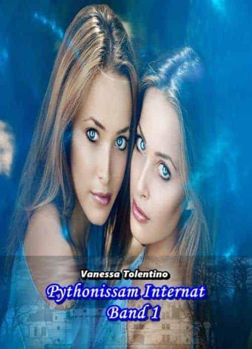 Buchcover zu Pythonissam Internat von Vanessa Tolentino - Genre: fantasy