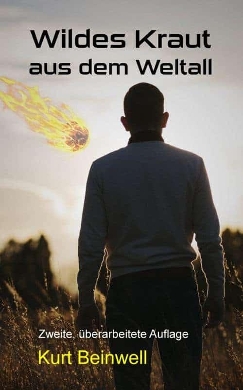 Buchcover zu Wildes Kraut aus dem Weltall von Kurt Beinwell - Genre: science-fiction