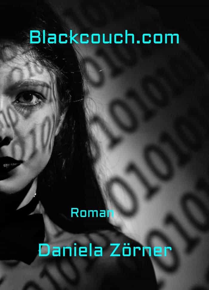 Buchcover zu Blackcouch.com von Daniela Zörner - Genre: liebesromane