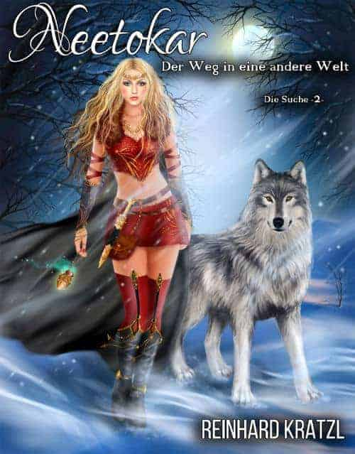 Buchcover zu Neetokar: Teil 2 von Reinhard Kratzl - Genre: fantasy