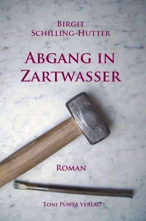 Buchcover zu Abgang in Zartwasser von Birgit Schilling-Hutter - Genre: humor