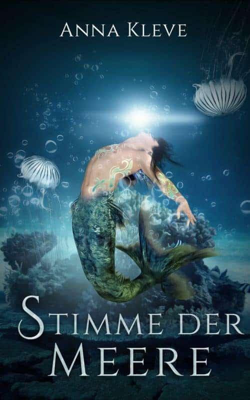 Buchcover zu Stimme der Meere von Anna Kleve - Genre: fantasy