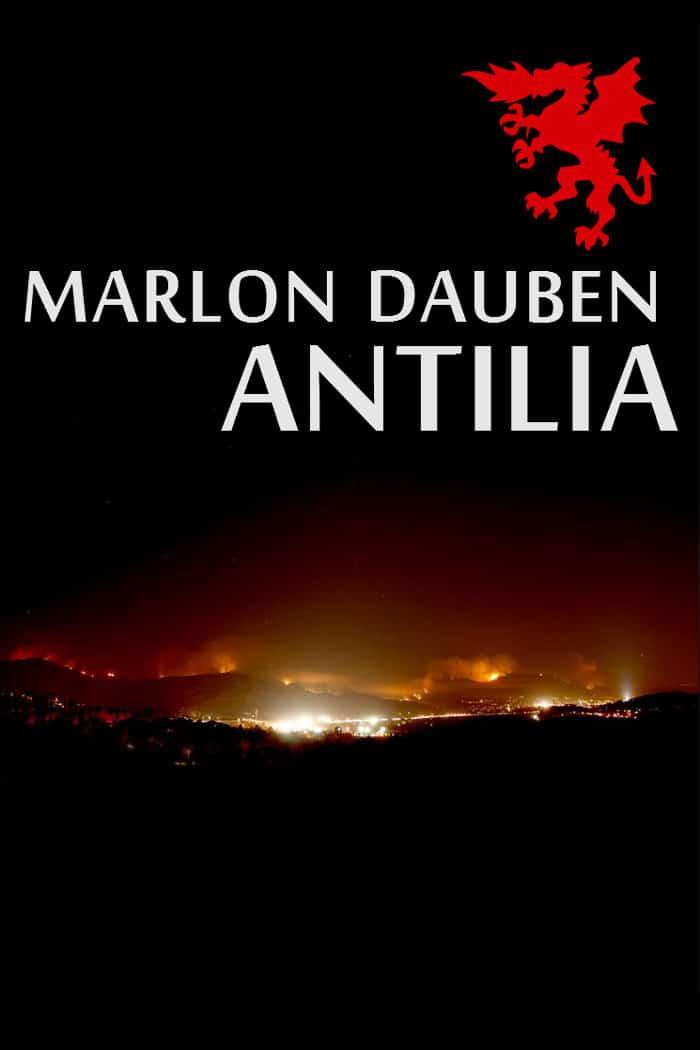 Buchcover zu Antilia von Marlon Dauben - Genre: drama
