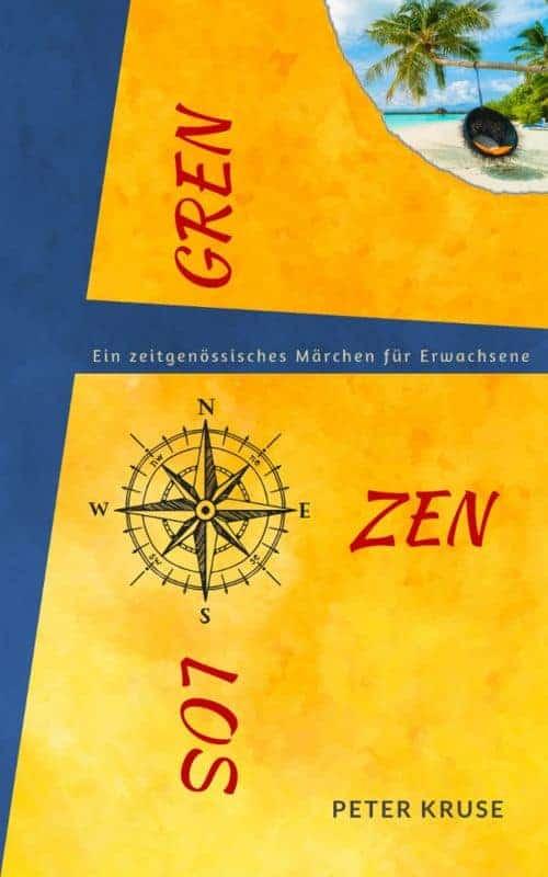 Buchcover zu Grenzenlos von Peter Kruse - Genre: gesellschaftsromane, drama