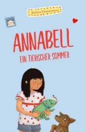 Buchcover zu Annabell: Ein tierischer Sommer von Barbara Zimmermann - Genre: kinderbuecher