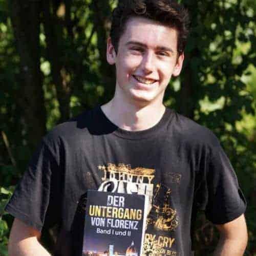 Lukas Hochholzer - - Der Autor bei Indie-Autoren Bücher