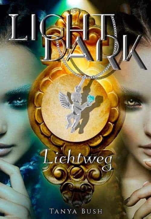 Buchcover zu LightDark - Lichtweg von Tanya Busch - Genre: liebesromane, fantasy