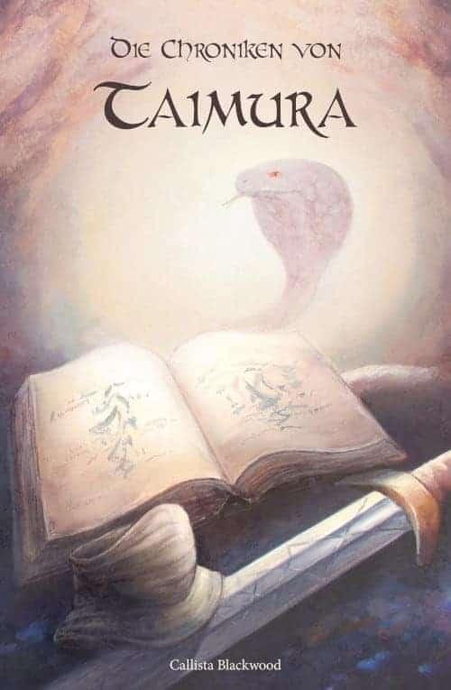 Buchcover zu Die Chroniken von Taimura: Die Rettungsmission von Callista Blackwood - Genre: fantasy