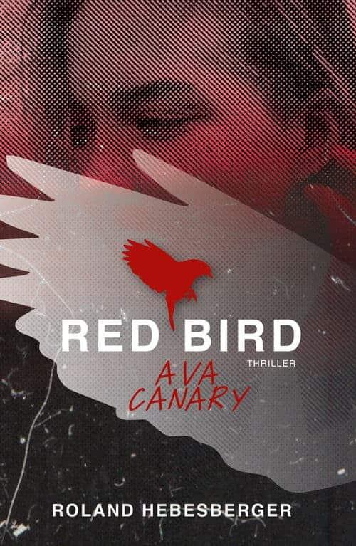 Red Bird - Ava Canary von Roland Hebesberger