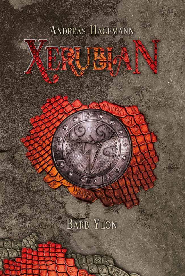 Buchcover zu Xerubian - Barb Ylon von Andreas Hagemann - Genre: humor, fantasy