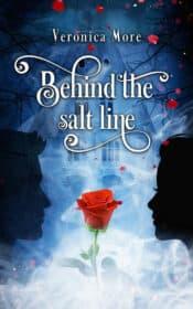 Buchcover zu Behind the salt line von Veronica More - Genre: liebesromane, fantasy