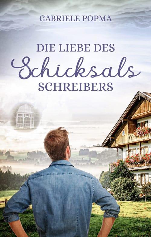 Buchcover zu Die Liebe des Schicksalsschreibers von Gabriele Popma - Genre: liebesromane